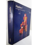 Algebra 1 Nibbelink and Graening 1975 Merrill Secondary Math - $5.00