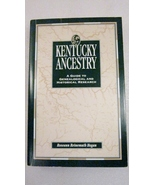Kentucky Ancestry 1992 Roseann Reinemuth Hogan, Genealogy Guide - $9.99