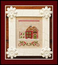 Santa's Stocking Store Release #5 cross stitch Country Cottage Needleworks - $5.40