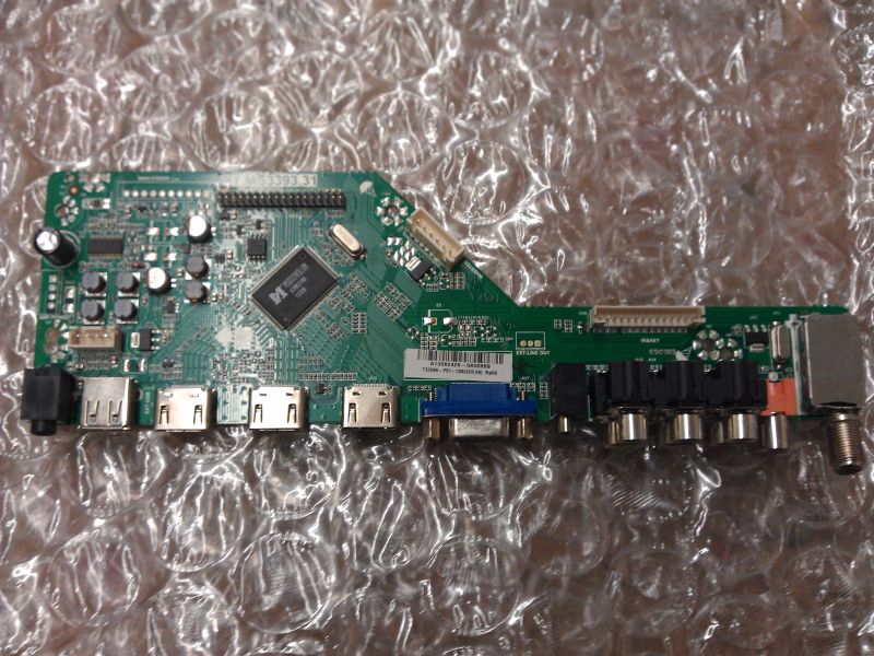A13082426 Main Board From Emerson ELCFW329 LCD TV