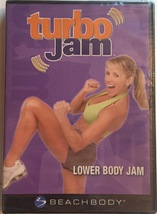 Turbo Jam: Lower Body Jam [DVD ~ Brand New] Beachbody  - $59.99