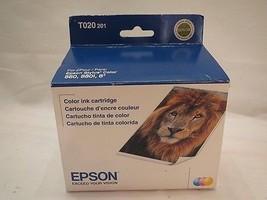 EPSON T020 201 Color Ink Inkjet T020201 For Stylus 880 880i Printer NEW ... - $8.79