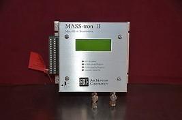 Air Monitor Corporation Mass-Tron II Mass Flow Transmitter 33119 - $193.05