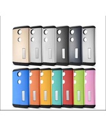 Unbranded Google Nexus 6 Slim Case Kickstand TPU Bumper Cover Armor [Mul... - $6.92