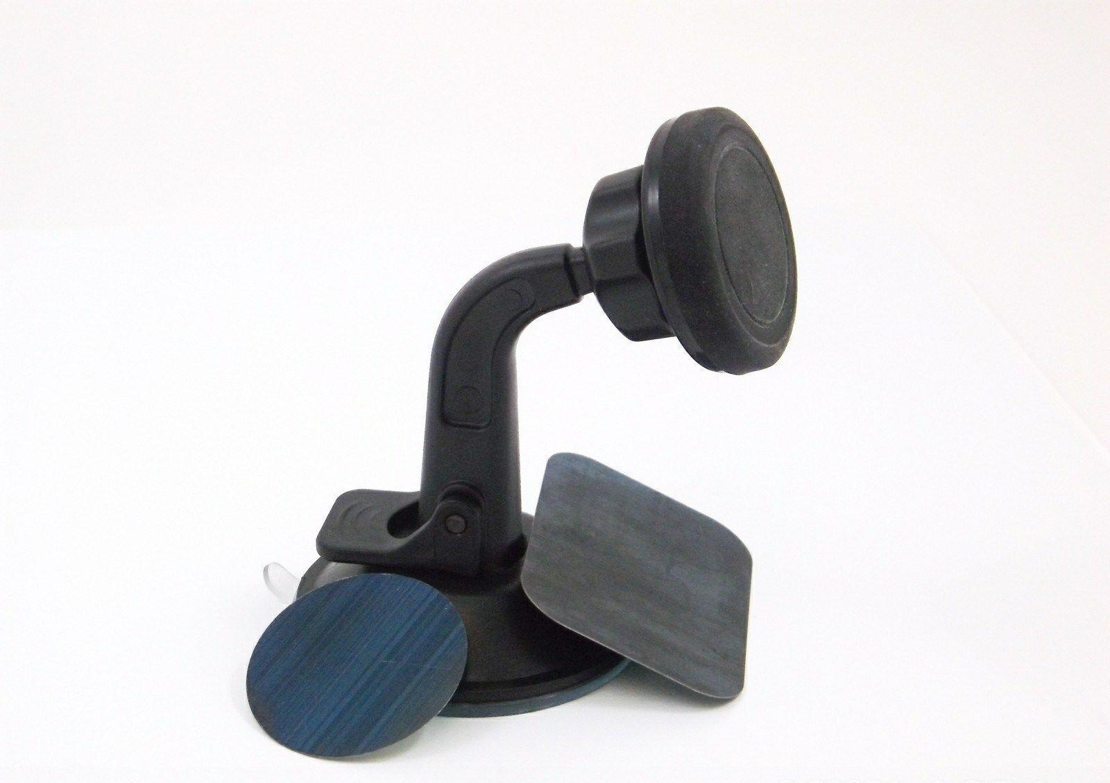 Car Universal Magnet Ball Rotation Mount Windshield Dashboard Phone 360° Holder
