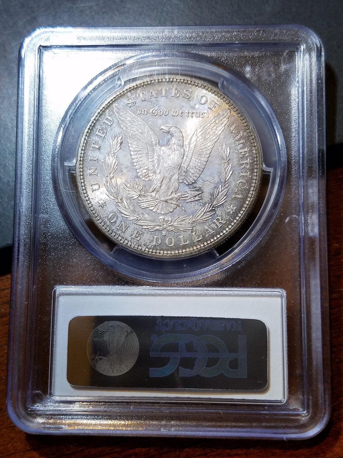 1881-S Morgan Dollar MS 66 PCGS           11393-210