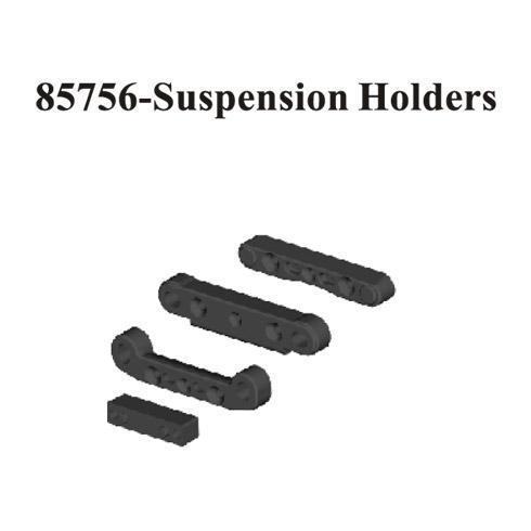 SUSPENSION HOLDER SET REDCAT RACING HURRICANE MONSOON 85756