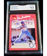 1990 Donruss Bo Jackson and Harold Baines Baseball ERROR COR graded 4.5 ... - $14.99