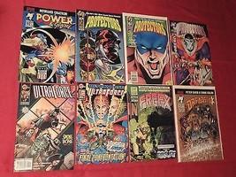 LOT Malibu comics-   Protectors and more.   8 i... - $13.85