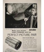 VERY RARE 1956 INGRID BERGMAN ANASTASIA BAUSCH & LOMB MOVIE PROJECTION L... - $28.93