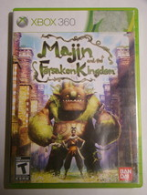XBOX 360 - Majin and the Forsaken Kingdom (Complete with Manual) - $10.00