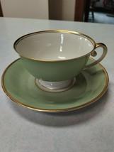 BAVARIA TIRSCHENREUTH Cup & Saucer Huntley 2045 - $2.97