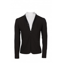 Horseware Ladies Collarless Show Jacket Black X Small image 2