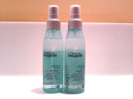 L'Oreal Professionnel expert Shine Curl Spray (Ceramide Bio-Mimetic) 125ml x2** - $48.90