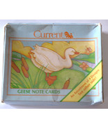 Geese Vintage Stationery 12 Note Cards with Envelopes - $9.79