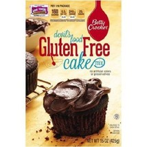 Betty Crocker Gluten Free Devil's Food Cake Mix - $12.82
