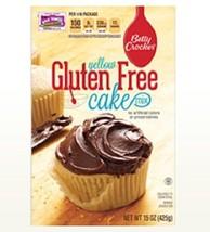 Betty Crocker Gluten Free Yellow Cake Mix - $12.82