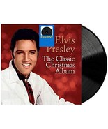 Elvis Presley - The Classic Christmas Album Exclusive Black Colored Vinyl LP - $43.99