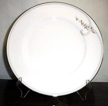 """Waterford BALLET JEWELS Dinner Plate Platinum Banded 10.75"""" New - $19.90"""