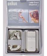 Lady Braun Elegance 3 Electric Razor Shaver Lad... - $49.45