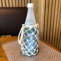 Starbucks Korea 2018 Summer Net Bag Water Bottle 724ml 24.4oz Limited Edition - $35.17