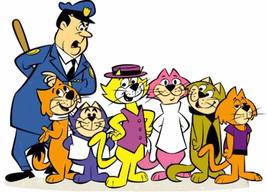 Top Cat And Friends Cross Stitch Pattern***L@@K*** - $4.95