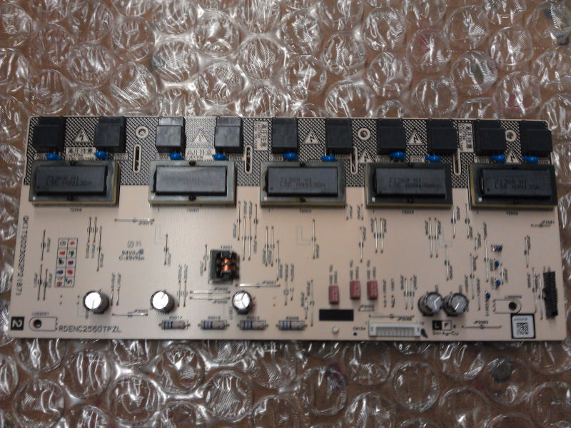 RDENC2560TPZL Inverter Board From LG 52LG50DC-UA.AUSELJR LCD TV