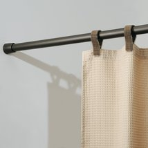 InterDesign Cameo Bronze Shower Curtain Tension Rod - Large (50-87 Inch) image 2