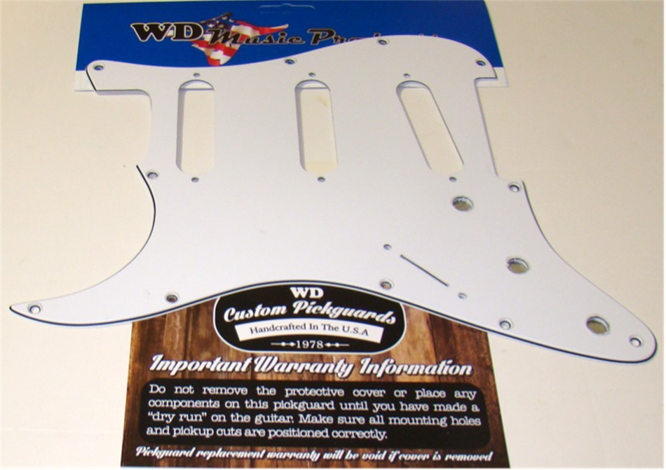 Left Handed Replacement Pickguard For Fender and 50 similar