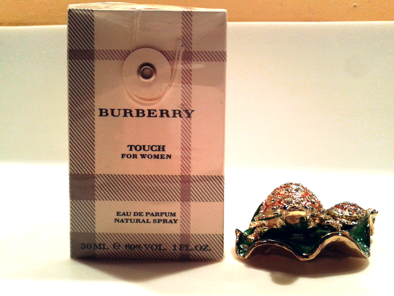 Primary image for Authentic Burberry Touch EDP Natural Spray 30ml For Women