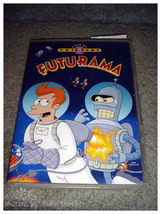 Gently Used DVD - Futurama Vol 3 - $9.00