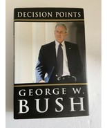 SIGNED Decision Points by George W. Bush (HC, 2010) LIMITED EDITION - $115.00