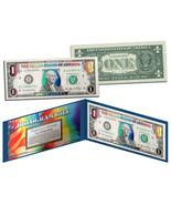 DELUXE MULTI-COLOR HOLOGRAM Legal Tender U.S. $... - £8.10 GBP