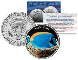 TANG FISH  * Fish Series* JFK Kennedy Half Dollar U.S. Colorized Coin - $8.95
