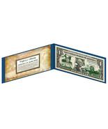 MASSACHUSETTS State $1 Bill *Genuine Legal Tender* US One-Dollar Currenc... - $8.95