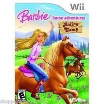 Barbie Horse Adventure: Summer Camp (Nintendo Wii) - $9.99