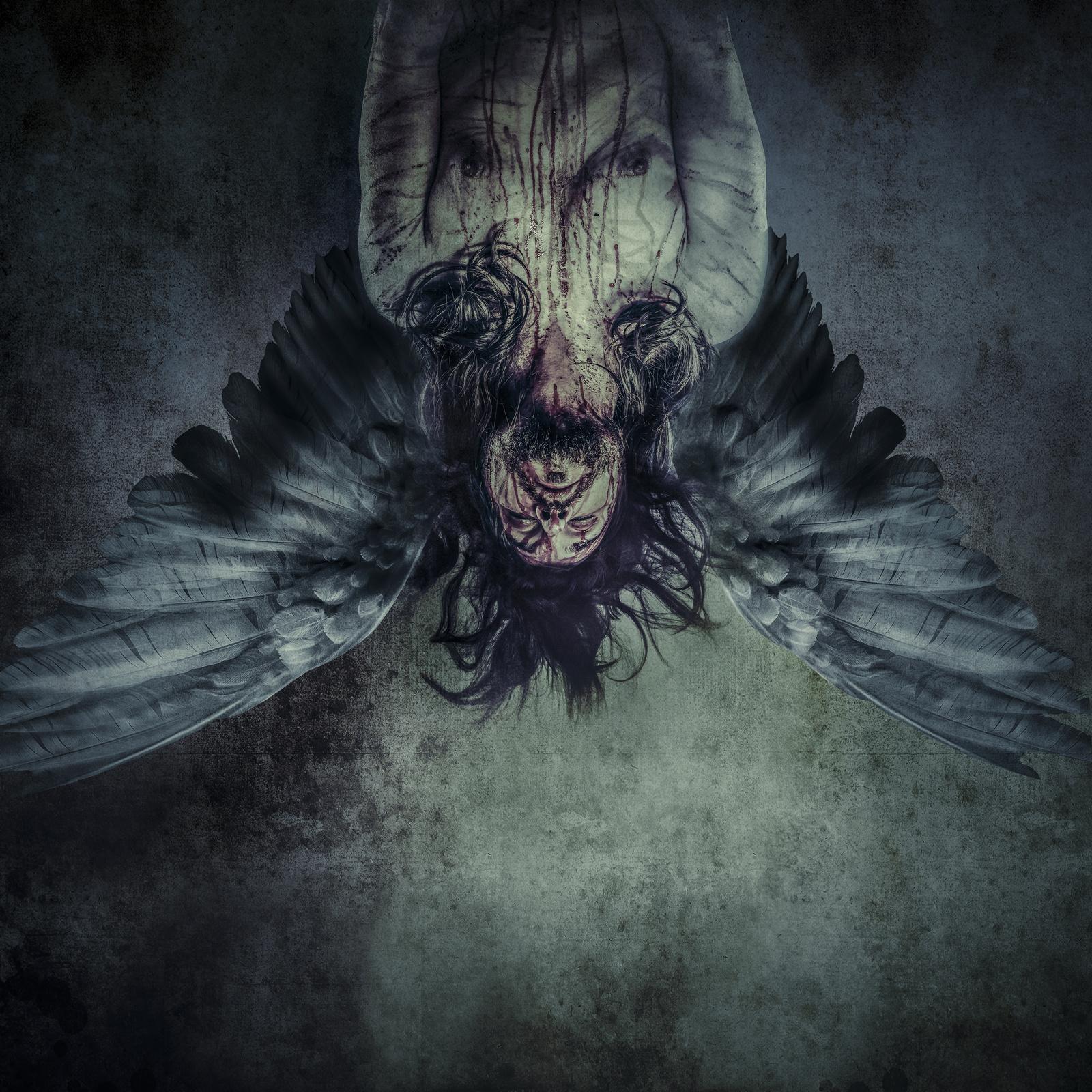 Inflict Havoc Upon A Foe Demon Abaddon Angel of ...