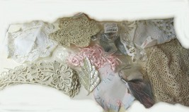 Lace Loilies, Trim and More #221 - $8.04