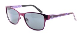 Harley Davidson HD0301X 82A Women's Sunglasses Violet 56-17-135 Smoke Lens +CASE - $42.31