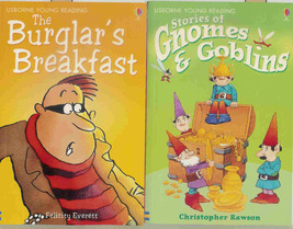 Young Reading 6 Books - Gnomes & Goblins,Wizards,Wizards, Incredible Pre... - $14.95