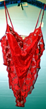 Chemise - Red Chemise Size 1X - $30.00