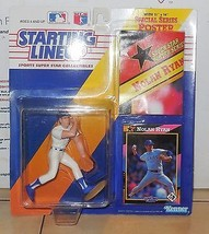 1992 Kenner SLU Starting Lineup Nolan Ryan Figure Texas Rangers - $14.03