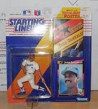 1992 Kenner SLU Starting Lineup Juan Gonzalez Figure Texas Rangers - $14.03