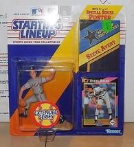 1992 Kenner SLU Starting Lineup Steve Avery Figure Atlanta Braves - $14.03