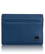 Tumi Wallet Monaco Leather Slim Card Case 18260... - $73.84
