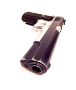 Terminator Two Linda Hamilton Hand made Colt/Detonics 1911 Series 70 Hyb... - $350.00