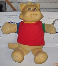 1983 Coleco Cabbage Patch Kids Koosas Plush Toy Doll CPK Xavier Roberts #2 - $23.38