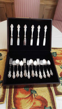 Reed & Barton Silverplate Flatware Chambord Pattern Service for Six (6) - $1,119.99
