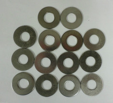 "Dorman 792-012 (14) Stainless Flat Washers 3/8""... - $6.75"