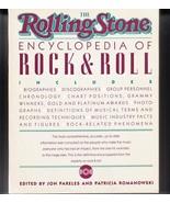 ROLLING STONE ENCYCLOPEDIA OF ROCK & ROLL ~RARE 1ST ED/PB * - $6.66
